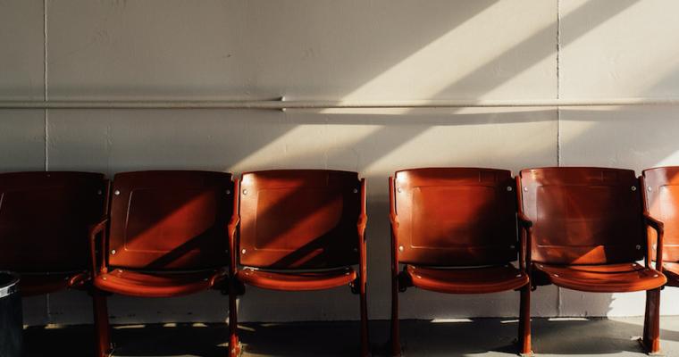 Dít is het effect van een wachtkamer