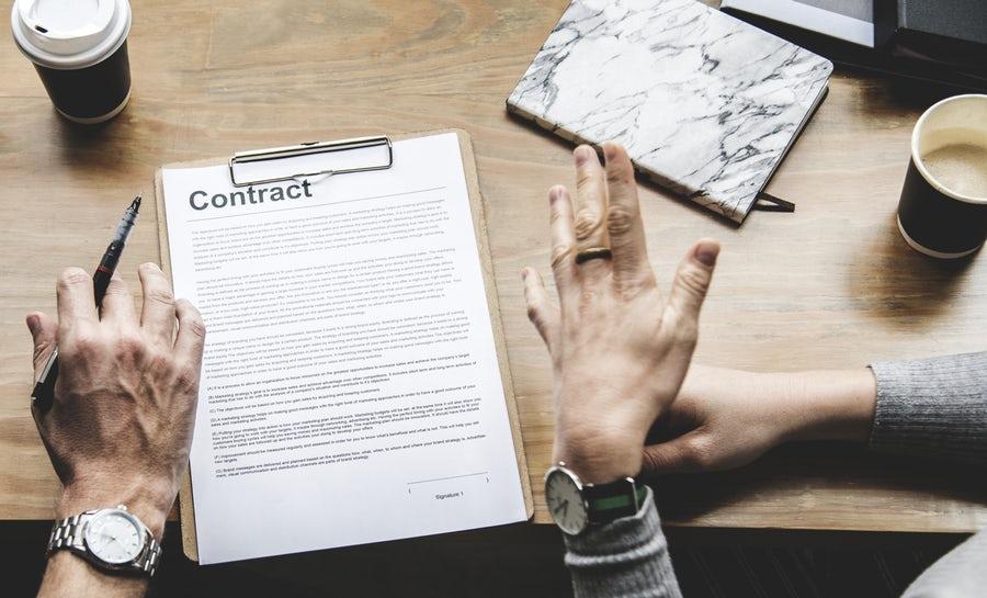 tips arbeidsovereenkomst