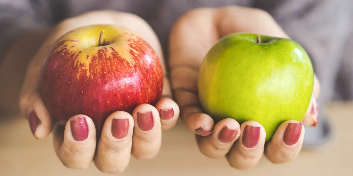 Vergelijken is niet gezond voor je