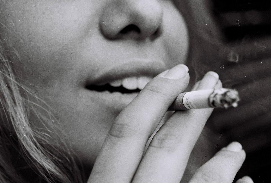 roken huid