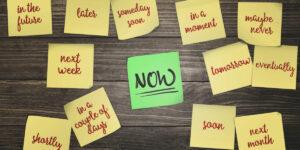 6 tips om uitstellen te verminderen