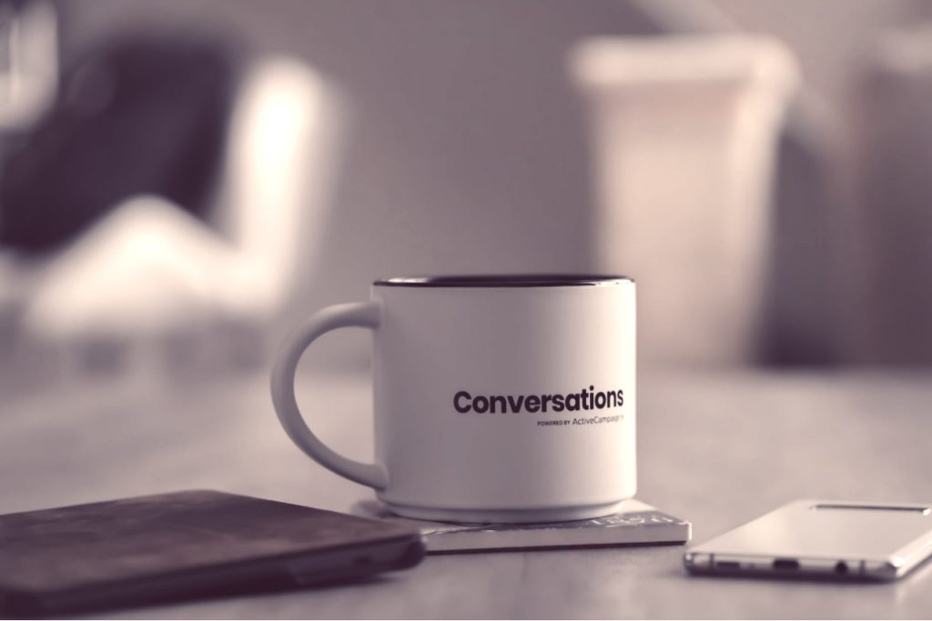 gesprek over kanker
